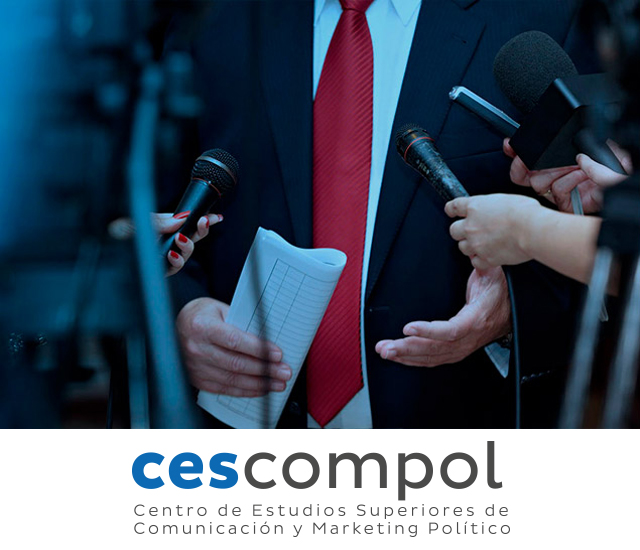 Máster en Comunicación y Marketing Político (online y presencial)