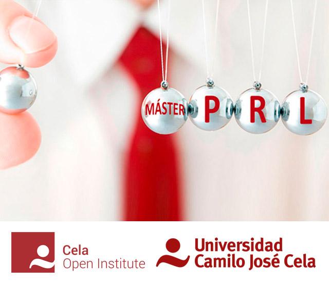 Máster Universitario en Prevención de Riesgos Laborales (PRL)