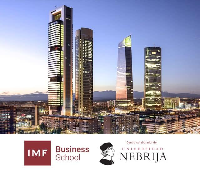MBA Full-Time Máster en Dirección y Administración de Empresas (presencial)