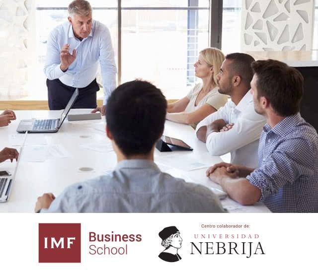 Máster en Dirección y Administración de Empresas (online y semipresencial)