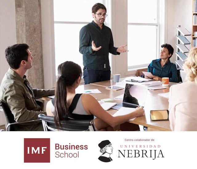 MBA especializado en Dirección de Recursos Humanos (online y semipresencial)