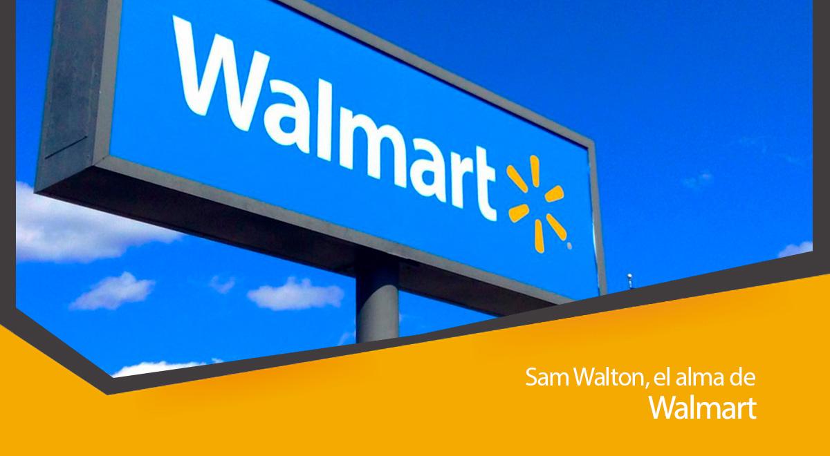 Sam Walton El Alma De Walmart